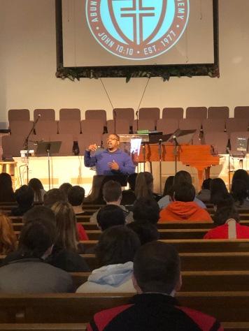 Missions Emphasis Week